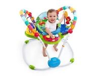 Baby Einstein Bouncer – hardly used and in great condition.