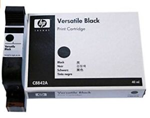 HP C8842A Black OEM Genuine Inkjet/Ink Cartridge Versatile Black