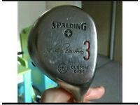 Spalding Lee Trevino 3 Wood