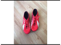 Puma evospeed 5 football boots size 7