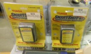 Yuasa Battery Charger Maintainer