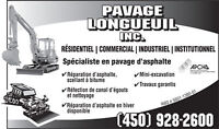 Pavage Longueuil