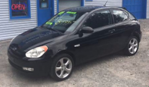 2007 Hyundai Accent SE w/Sport Pkg Coupe (2 door)