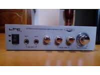 Amplifier 2x100W