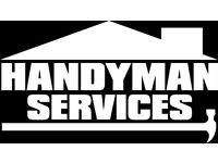 Handyman, £85 a day.