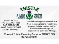 PLUMBER 24 HOURS Local affordable Gas Safe Plumbing