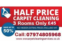 Crazy Spring Offer for Professional Carpet Cleaning!