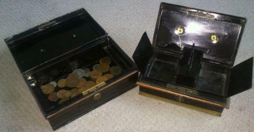 Petty Cash Box Moneyboxes Ebay