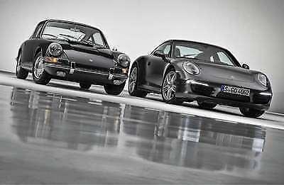 Ein Porsche 911
