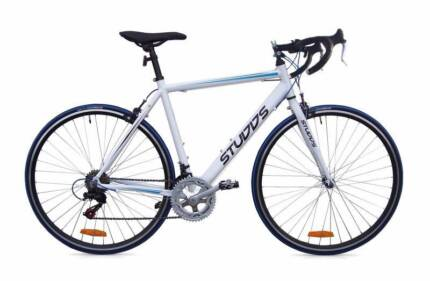 Brand New Studds 100 Alloy Road Bike - Shimano Gearing