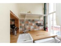 125 - Unfurnished one bedroom flat situated just off Leith Walk.