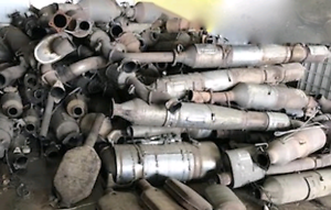 Market Value Paid for Used Catalytic Converters and DPF's