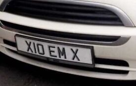 Private Plate Emma or Emily £400
