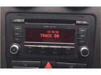 Audi original stereo