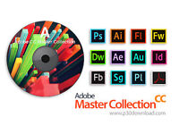 Adobe Master Collection CC /Cs6 Full Installation(PC & MAC) With key