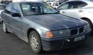 BMW E36 3/1996 318i Grey Sedan (PARTS ONLY) Kaleen Belconnen Area Preview
