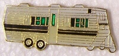 Hat Lapel Tie Tac Push Pin Travel Trailer NEW
