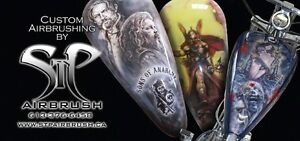 Custom Airbrush work..Professional