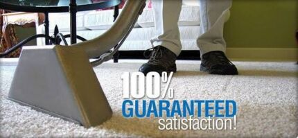 Steam carpet cleaning start from$70