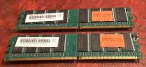 Samsung 1GB PC400 Memory Windsor Region Ontario image 1
