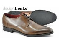 Loake Shoes - new, boxed - below high street pricing oxford, brogue, loafer, derby, tan, black
