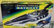 Batman Forever Batboat