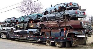 Auto feraille / Scrap car  300-600$ FOREIGN PIECES AUTO