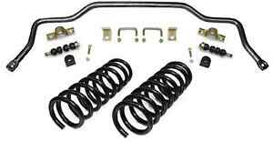 1955 1956 1957 55-57 CHEVY FULLSIZE BELAIR FRONT DROP COIL SPRINGS SWAY BAR KIT