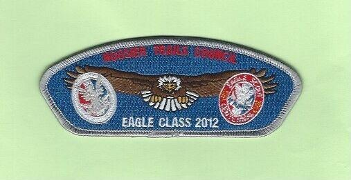 HOOSIER TRAILS COUNCIL EAGLE CLASS 2012 CSP  SA-31