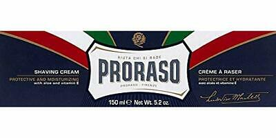 Proraso Shaving Cream in a Tube, Protective and Moisturizing, 5.2 -