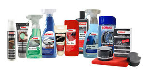 Sonax Cleaning Products -  On Sale!