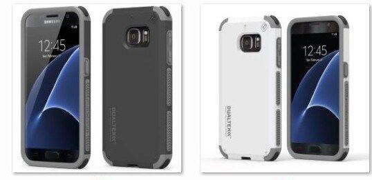 PureGear DualTek Extreme Tough Impact Case for Samsung Galaxy S7