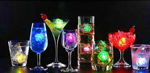LED ICE CUBES GREAT PRICE BRAND NEW LOWER THAN DOLLAR STORE