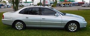 2005 Holden Statesman WL Silver 5 Speed Sports Automatic Sedan Hidden Valley Darwin City Preview