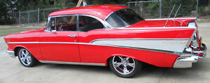 WANTED 55,56,57 chev belair