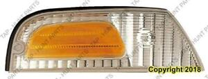 Side Marker Lamp Passenger Side High Quality Ford Crown Victoria 2006-2011