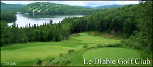 Mont Tremblant Golf Credit - $77.50 towards any round!!