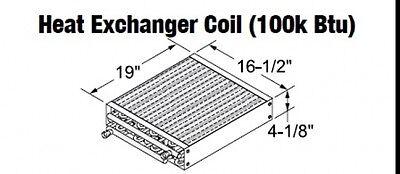 Central Boiler Heat Exchanger Coil