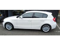 BMW 1 SERIES 08 PLATE