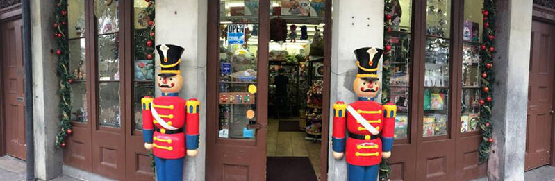 Milpapa's Toy Shop