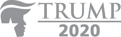 Donald Trump 2020 - President - Decal / Sticker - Select Color