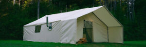 New Canvas Tents