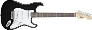 Fender Squier Guitar and Mustang II amo
