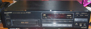 Used Pioneer PD-M601 6 CD-Changer 1992 Japan Working West Island Greater Montréal image 1