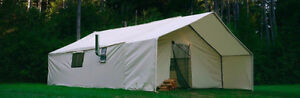 Wall tent- 23'x36'