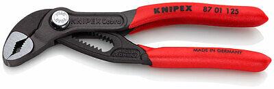 Knipex Hightech Wasserpumpenzange Zange Cobra® 87 01 125 Wapu 8701125