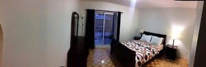 Furnished bedroom_all included_for woman only *