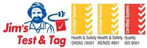 Established Jim's Test and Tag Franchise in Mount Lawley WA Mount Lawley Stirling Area Preview
