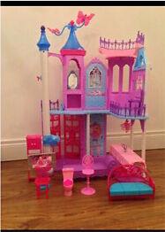 Barbie Rainbow House