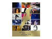 Jackson Michael - Michael Jackson's Vision deluxe boxed set 3DVD